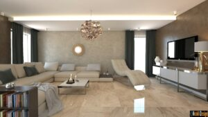 design interior casa moderna cu etaj